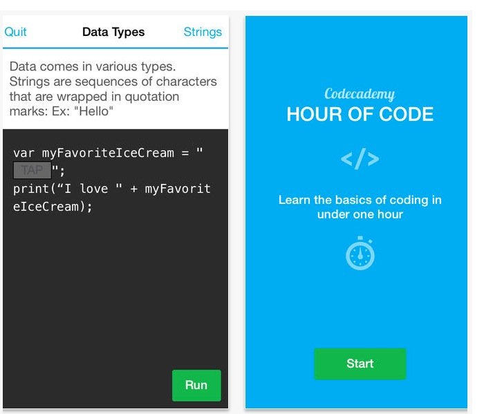 Codecademy iPhone App