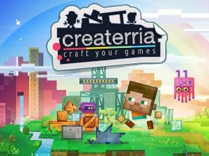 Build Your Own iPad Games Using The New Createrria iOS App (video)