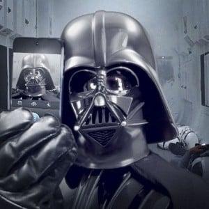 Star Wars Joins Instagram With A Darth Vader Selfie