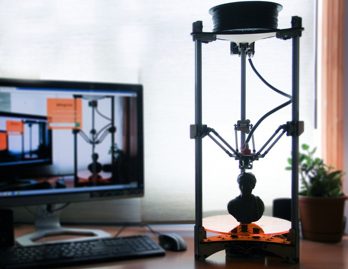 Deltaprintr 3D Printer