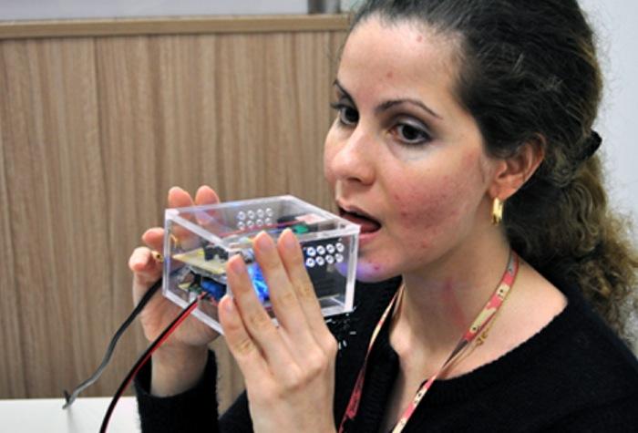 Digital Taste Interface