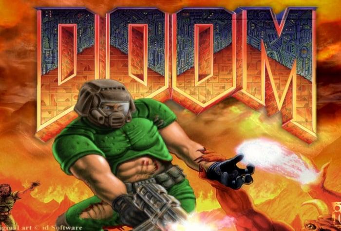 Doom Resident Evil