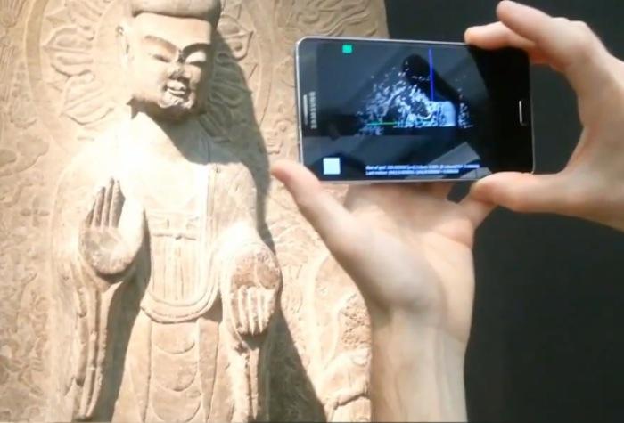 eth zurich 3d scanner app to transform a smartphone into a 3d scanner video. Black Bedroom Furniture Sets. Home Design Ideas