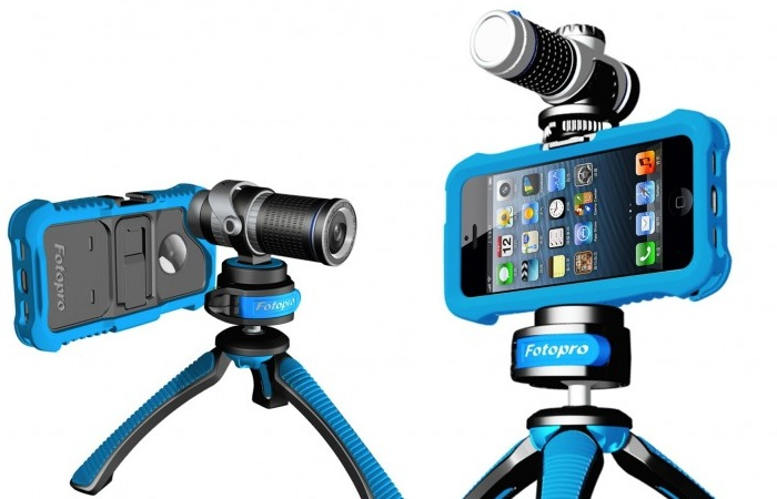 FotoPro Master Kit For iPhone 5