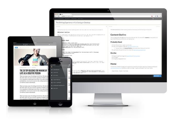 Ghost Open Source Blogging Platform