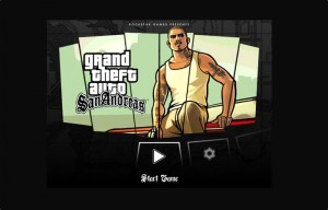 Grand Theft Auto San Andreas Arrives On iOS Devices (video)