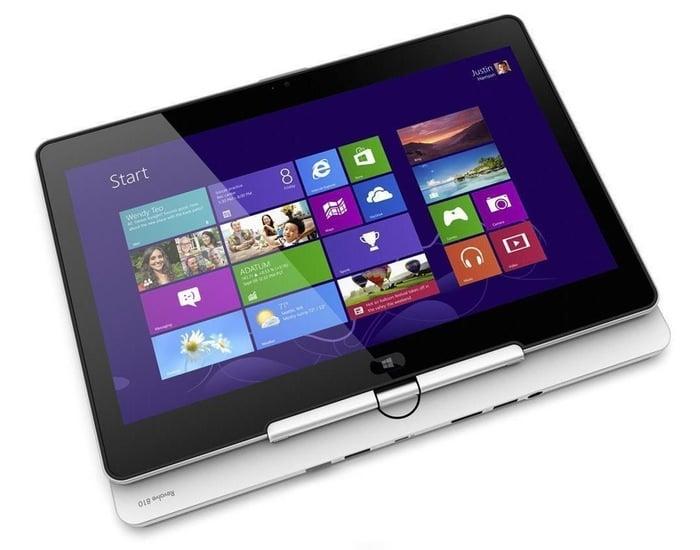 HP 810 EliteBook Revolve