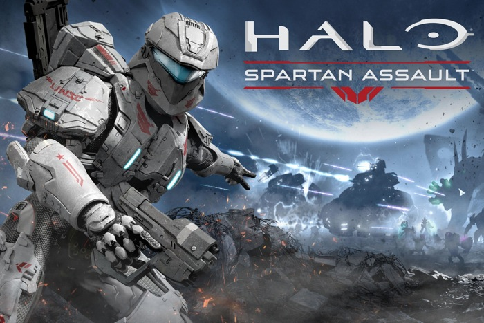 Halo Spartan Assualt