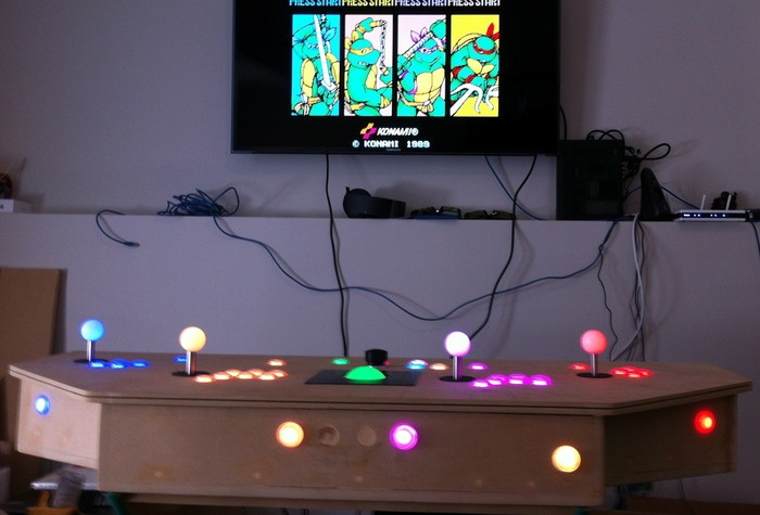 Howler Open Source Arcade Controller