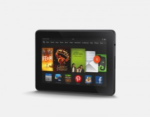 Amazon Slashes Prices of Kindle Fire HD and HDX 7-inch by $50