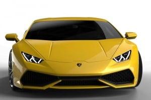 Lamborghini Huracan Supercar Announced