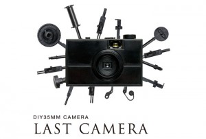 Last Camera Kit Lets You Build Your Own SLR With Interchangeable Lenses