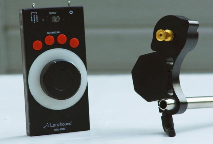 Lenzhound Wireless Lens Motor Control