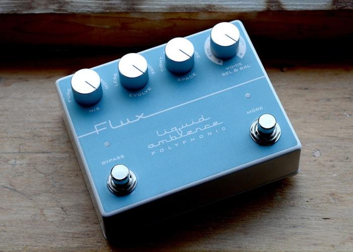 Liquid Ambience Atmospheric Guitar Effect