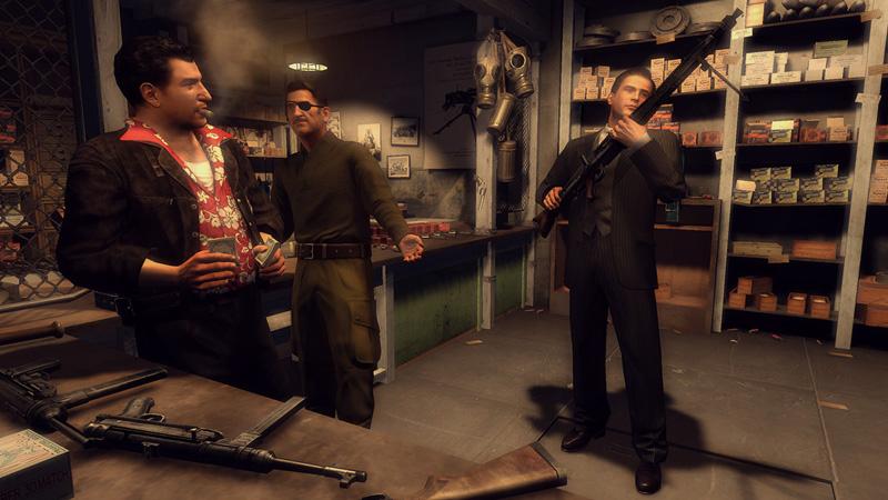 Mafia 2 PS Plus