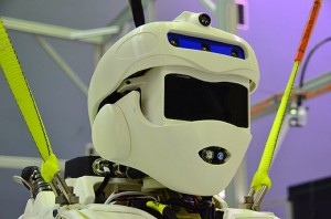 NASA Valkyrie Robot Unveiled (Video)
