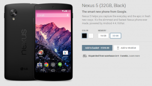 Nexus 5 Review: A Geeky Gadgets Original
