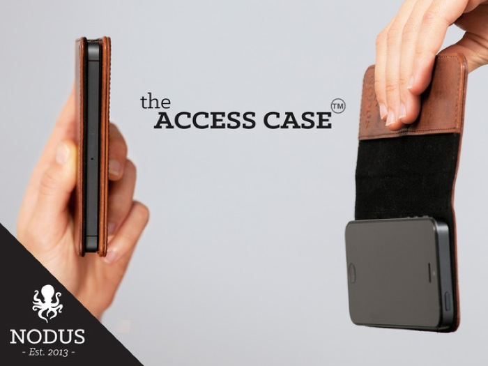 Nodus Access iPhone Case