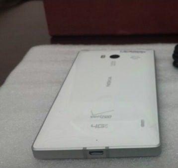 Nokia 929 leak