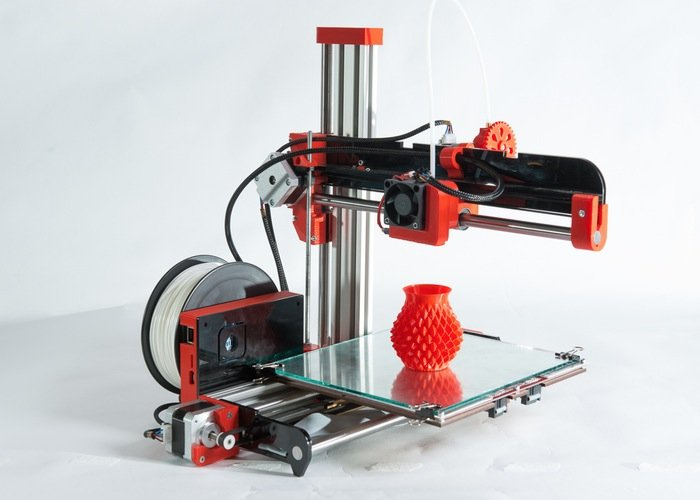 RepRapPro Ormerod 3D Printer Kit Now Available Form RS Components For £500