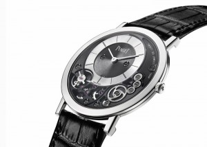 World's Thinnest Mechanical Watch, The Piaget Altiplano 900P