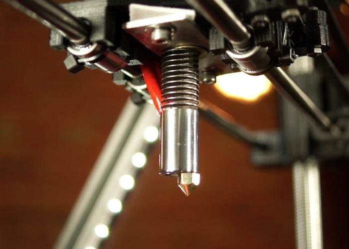 Pico All-Metal Hotend For RepRap 3D
