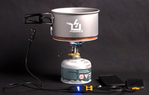 10Watt PowerPot X Charges Your Devices And Cooks Your Food (video)