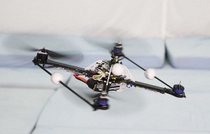 New Failsafe Algorithm Allows Quadrocopters To Recover After Engine Failure (video)