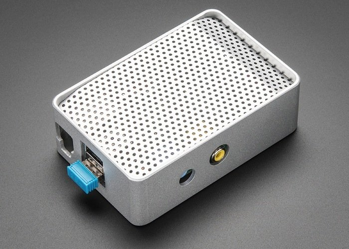 Raspberry Pi Aluminum Case