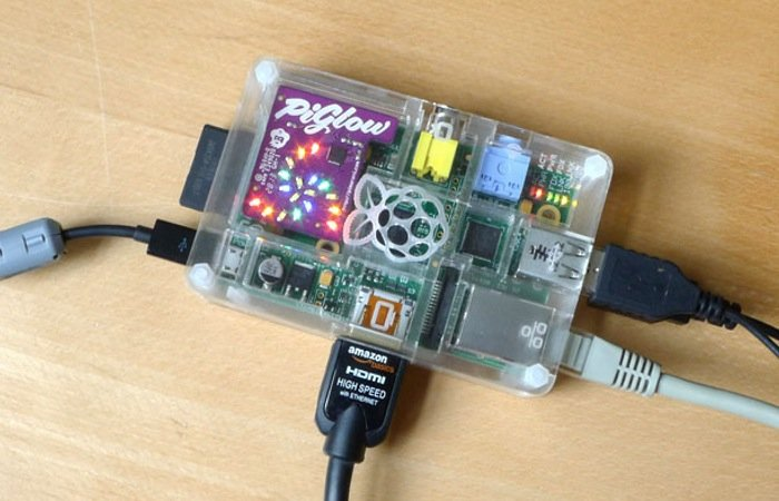 Raspberry Pi Apple iBeacon