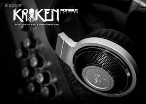 Razer Kraken Forged Edition Headphones Launch For $300