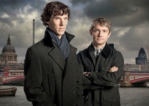 New Sherlock Series 3 Trailer Released By The BBC (video)