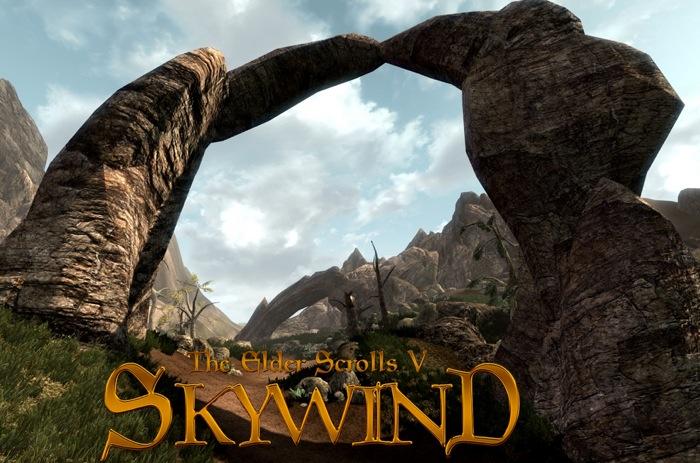Skywind Mod