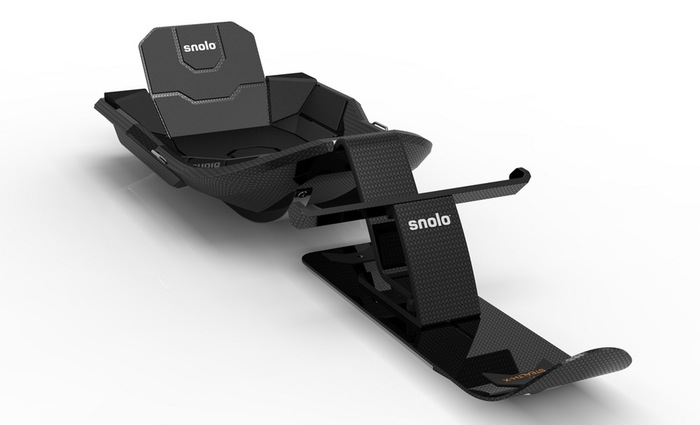 Snolo Stealth-X Sled