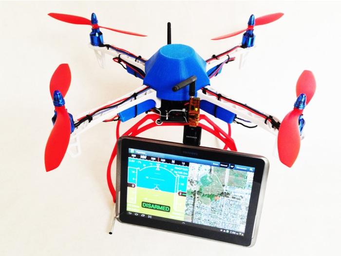 SwiftBot Quadcopter