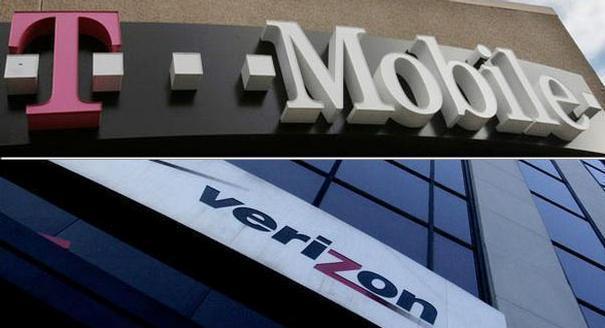 T-mobile Verizon deal