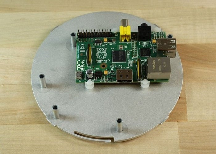 The Spin Raspberry Pi Case