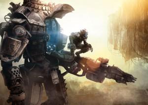 Titanfall Ogre Titan Mech Teaser Trailer Released (video)