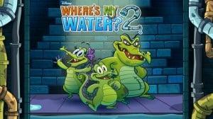 Wheres my water 2 app