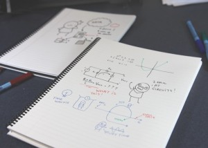 Wipebook Combines The Best Of Paper And White Boards To Save Paper (video)