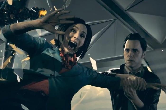 Xbox One Quantum Break Exclusive Gameplay Trailer (video)