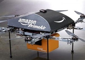Amazon introduces Prime Air drone delivery system