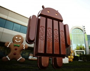 Android 4.4 Kit Kat Now On 1.1 Percent Of Devices