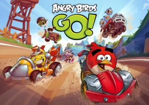 Angry Birds Go Lands On Android, iOS, Windows Phone And BlackBerry