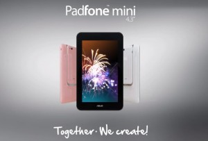 Asus PadFone Mini Gets Official (Video)