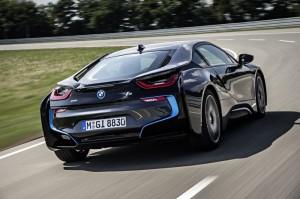 2014 BMW i8 EV Supercar Sold Out