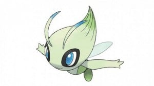 Legendary event Pokémon Celebi comes with Pokémon Bank