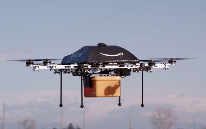UPS Testing Drone Delivery Systems