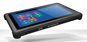 Getac F110 Rugged Windows Tablet Now Shipping