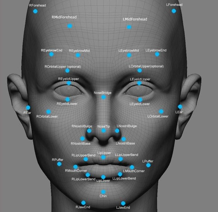 Apple Scores Patent For Facial Recognition Technology